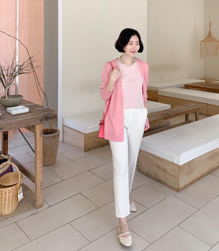 cocoblack-[찰랑 7부cd]♡韓國女裝外套