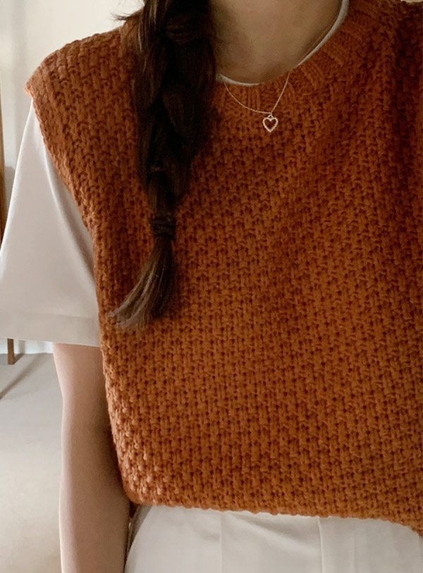 uptownholic-[꼬임 하트 nc (*2color)]♡韓國女裝飾品