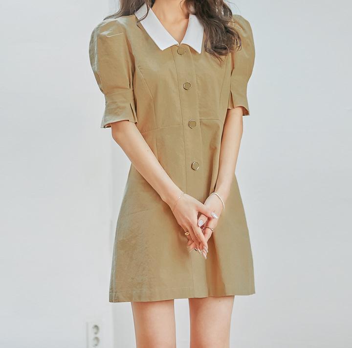 韓國女裝連身裙