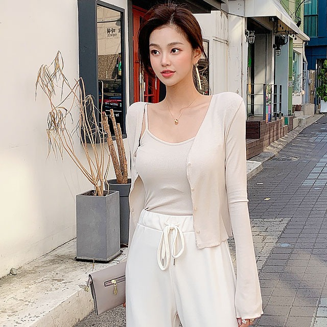 sweetglam-♡韓國女裝上衣套裝