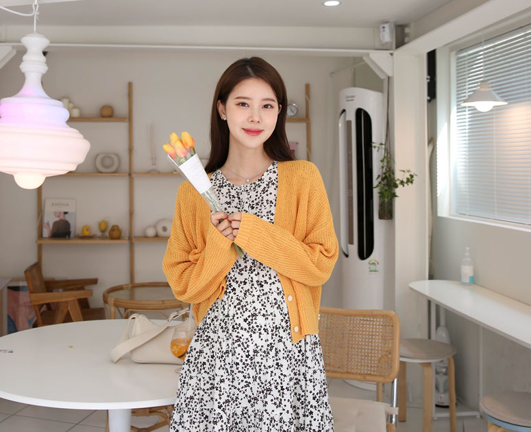 happy10-[*신상5% 기간한정할인*임부복*찜콩부클 가디건]♡韓國孕婦裝外套