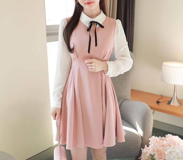 myfiona-소녀의세상 원피스 m9704 - 러블리 로맨틱룩 1위 쇼핑몰 피오나♡韓國女裝連身裙