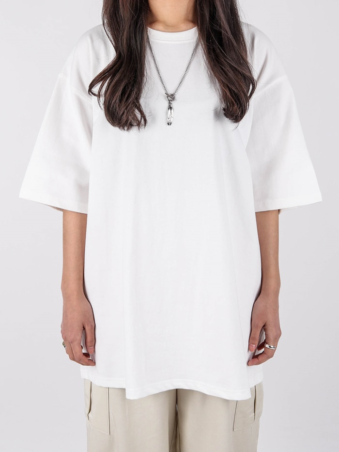 justyoung-AC Heavy Over Short Sleeve Tee (3color)♡韓國男裝上衣