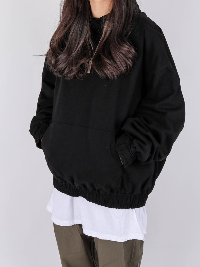 justyoung-DV Berry Hood (2color)♡韓國男裝上衣