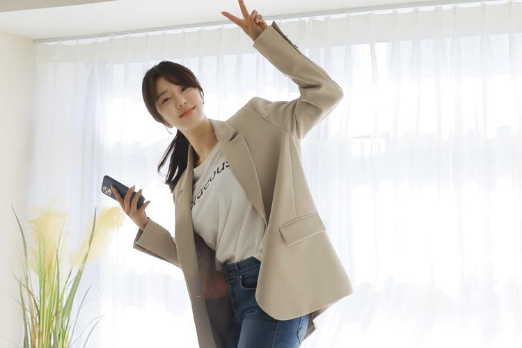 loveparis-[러패제작][1차 프리오더 종료]셀닌 베이직 자켓♡韓國女裝外套