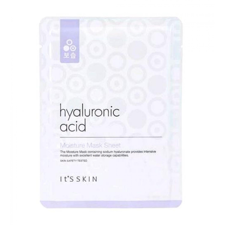 It's Skin Hyaluronic Acid Moisture Mask Sheet 透明質酸保濕面膜 (現貨)
