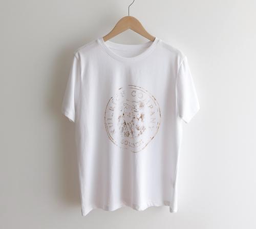 beige blanc-브루넬 라운드 베이직 티셔츠]♡韓國女裝上衣