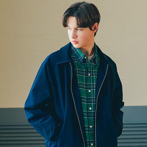 fairplay142-[[다이클레즈] 재즈 투웨이 자켓 4종 KHOT5112]♡韓國男裝外套