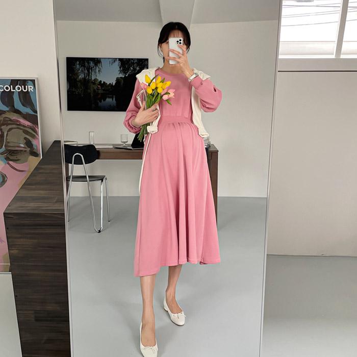 momnuri-임부복*투게더 원피스 ♡韓國孕婦裝連身裙