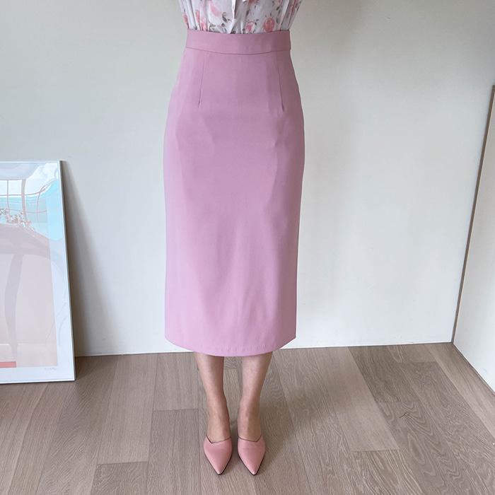 myfiona-마카롱슬림핏 롱스커트 a1378 - 러블리 로맨틱룩 1위 쇼핑몰 피오나♡韓國女裝裙
