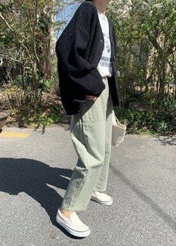 ifgirl-모던 가디건 (2color)♡韓國女裝外套