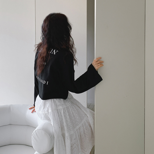 partysu-[True MTM tee]♡韓國女裝上衣