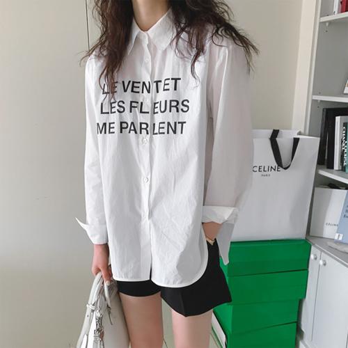 partysu-[Levent shirt]♡韓國女裝上衣