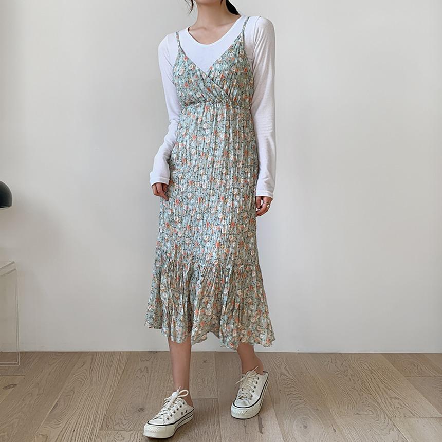 envylook-스프링끈원피스♡韓國女裝連身裙