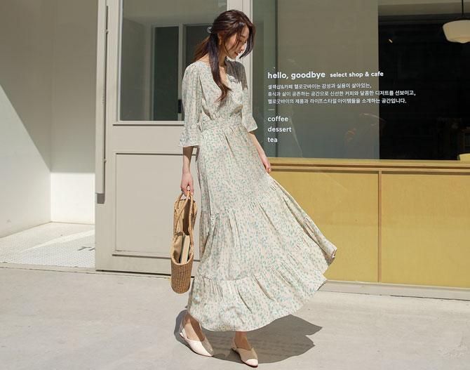 chichera-세련된 그녀들의 선택, 시크헤라[엘리랩롱원피스]♡韓國女裝連身裙