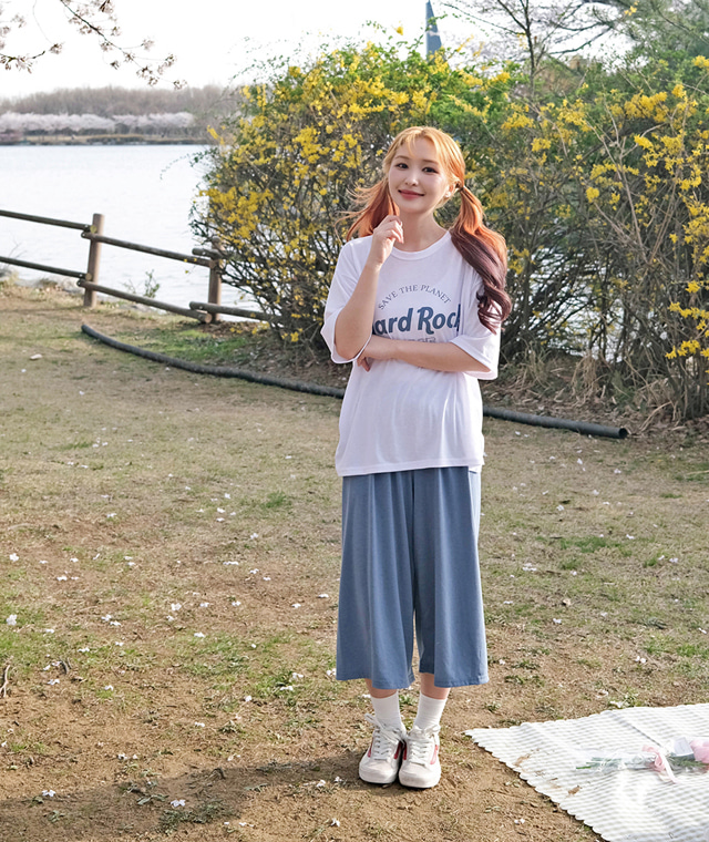 kikiko-찰랑하드상하의SET♡韓國女裝上衣