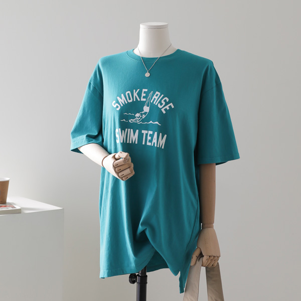 mariangplus-[P] 체르니 반팔 티셔츠 P_T9835♡韓國女裝上衣