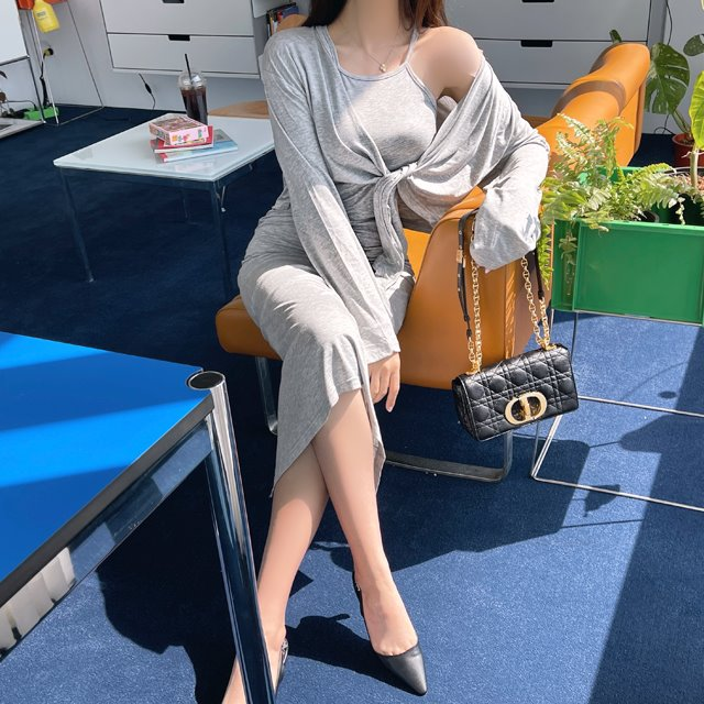 mybany-마리숄가디건SET♡韓國女裝外套