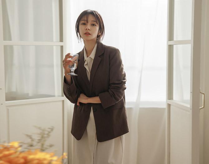 chichera-세련된 그녀들의 선택, 시크헤라[심플리넨자켓]♡韓國女裝外套