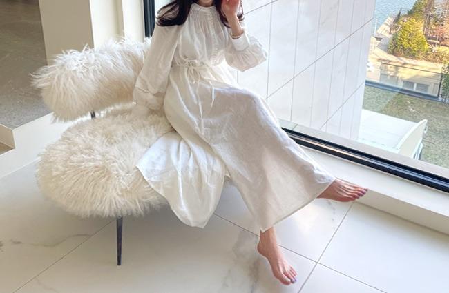 minsshop-(이너set)바네사 린넨100% 원피스♡韓國女裝連身裙套裝