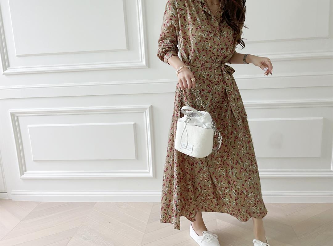 naning9-크윗디 플라워원피스(C04)♡韓國女裝連身裙