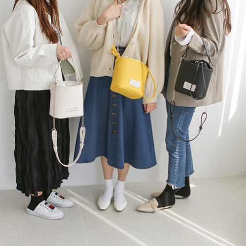 dodry-A14835 넘버링백♡韓國女裝袋