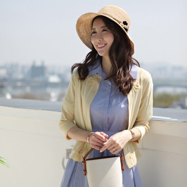 tiramisu-525로이오픈형가디건♡韓國女裝外套