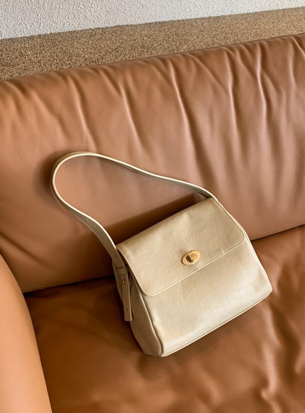 uptownholic-[클락 숄더 bag (*2color)]♡韓國女裝袋