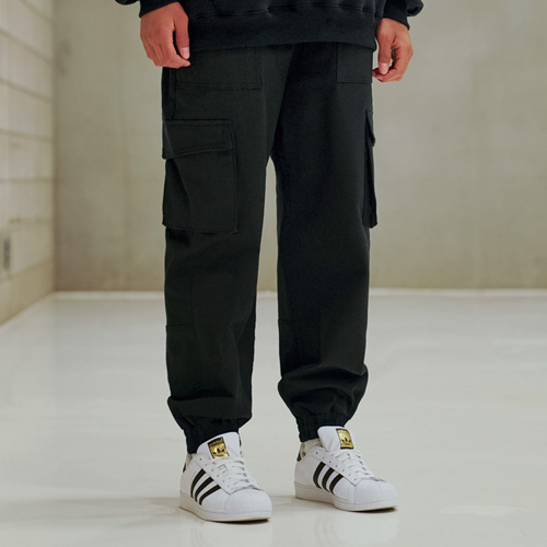 fairplay142-[[에즈카톤] 스테레오 카고조거 팬츠 3종 STLP6537]♡韓國男裝褲子