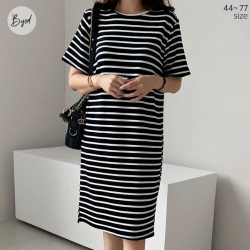 dodry-by-D O20734 COOL링클프리 단라운드원피스♡韓國女裝連身裙