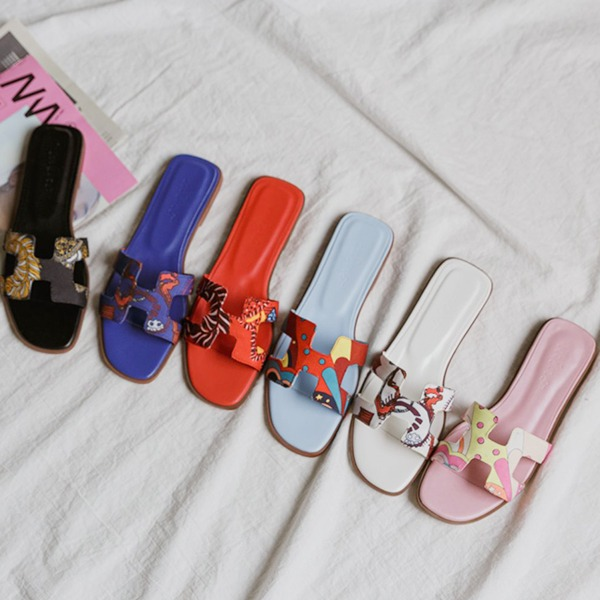 babinpumkin-에스닉하임 슬리퍼♡韓國女裝鞋