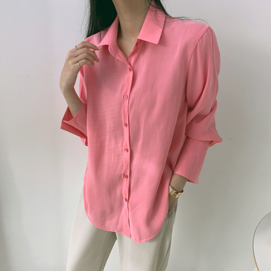 miamasvin-뽀마이걸 셔츠♡韓國女裝上衣