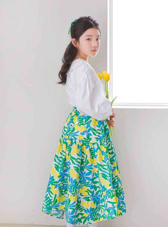 stylenoriter-[CBS] 롤링 스커트.skt♡韓國女童裙子
