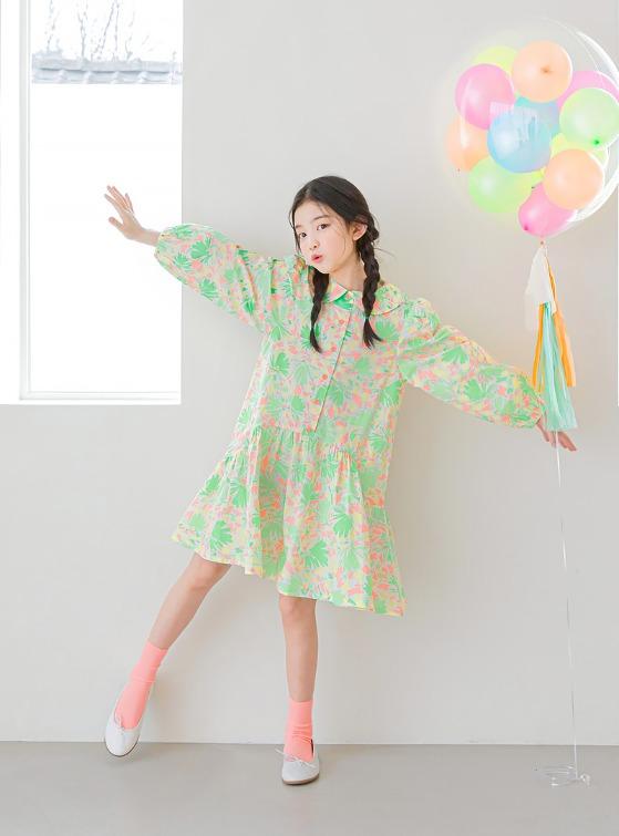 stylenoriter-[CBS] 캐서린 원피스.ops♡韓國童裝連身裙