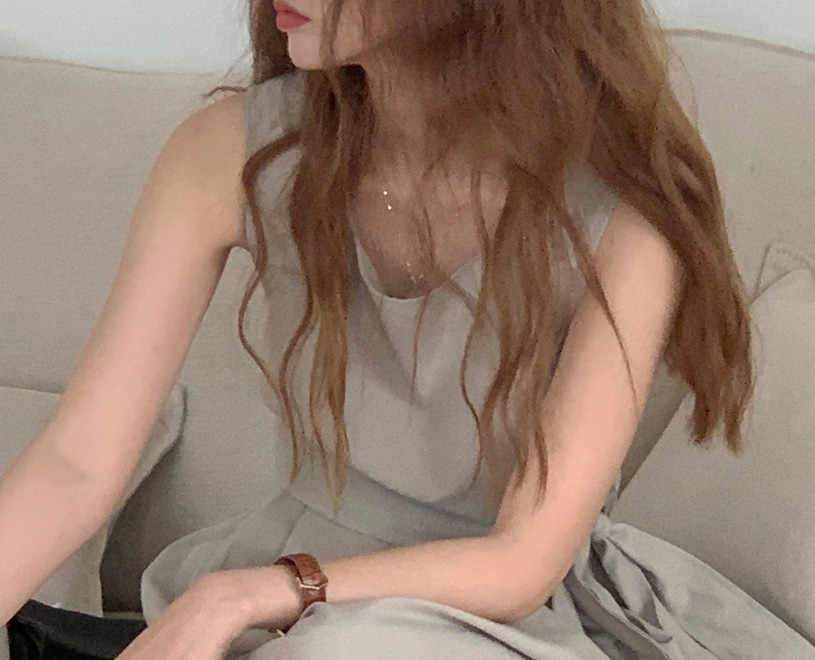maybe-baby-[♥24시간만! NEW 5%할인♥] Praline (ops)♡韓國女裝連身裙