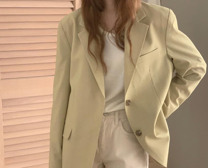 maybe-baby-[♥24시간만! NEW 5%할인♥] Dare (jk) -3colors♡韓國女裝外套