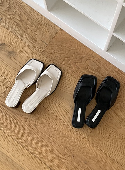 ellpe-NO. 919 slippers (4cm)♡韓國女裝鞋