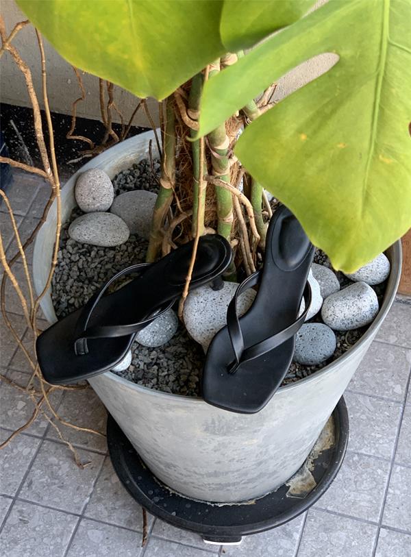 uptownholic-[밀레 쪼리 shoes (*4color)]♡韓國女裝鞋