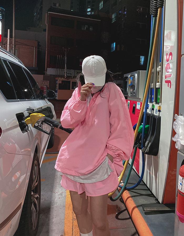 maymay-비콤 아노락 집업점퍼♡韓國女裝外套