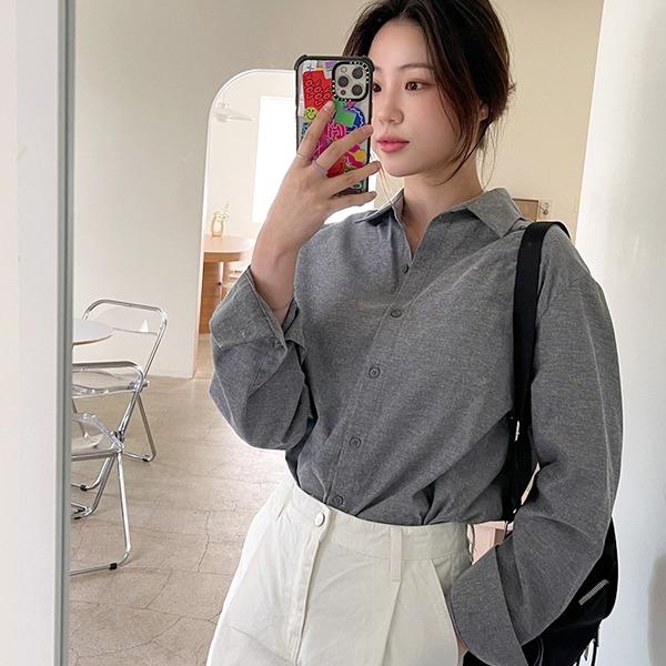 66girls-프리미옥스포드셔츠♡韓國女裝上衣