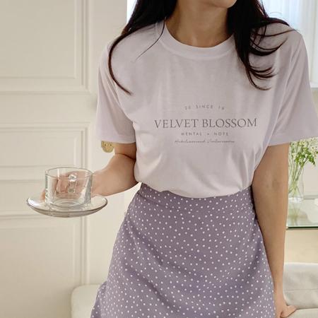 mimididi-[blossom♡ 티_1121]♡韓國女裝上衣