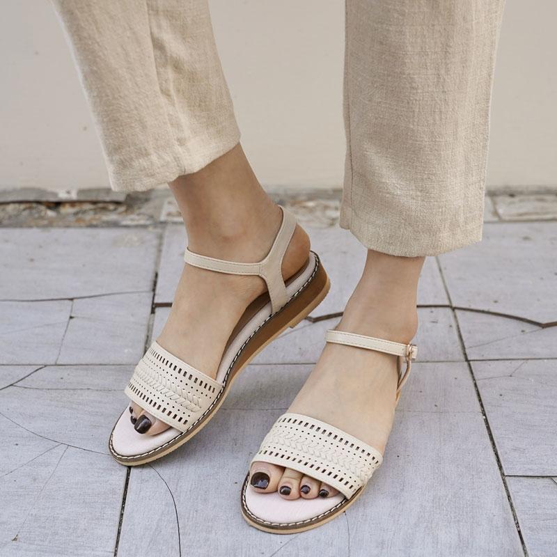 clicknfunny-즈에나 스트랩샌들♡韓國女裝鞋