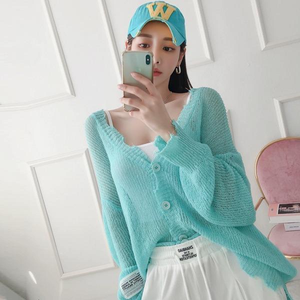 babinpumkin-걸치는룩 가디건♡韓國女裝外套