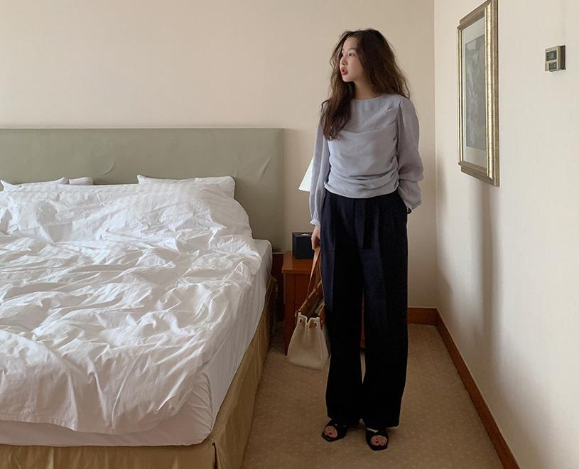 maybe-baby-[♥24시간만! NEW 5%할인♥] Perhaps (pt)♡韓國女裝褲