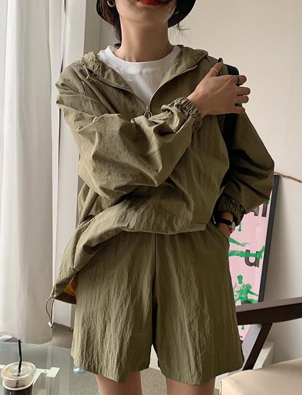 browncode-running set♡韓國女裝套裝