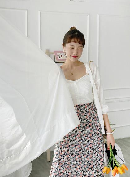 loveloveme-셔링나시가디건SET | 럽미♡韓國女裝外套