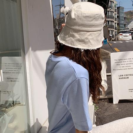 mimididi-[damage♡ 버킷햇_046]♡韓國女裝飾品
