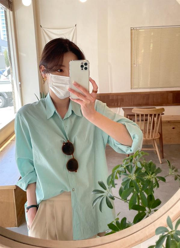 againby-[루이파스텔 nb]♡韓國女裝上衣