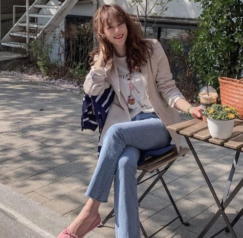 leelin-[MADE LIN 루이스 마자켓 [size:F,1]]♡韓國女裝外套