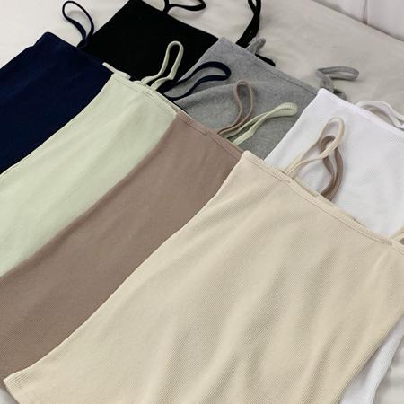 mimididi-[new line♡ 나시_1130]♡韓國女裝上衣